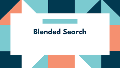 Blended search