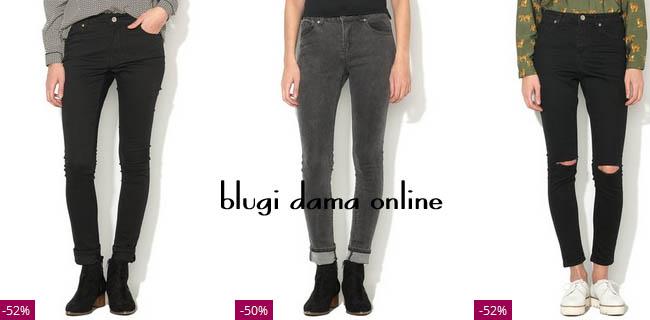 Blugi dama online ieftini la moda in 2017