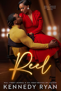 Reel by Kennedy Ryan Book Cover