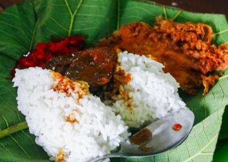 Nasi Jamblang