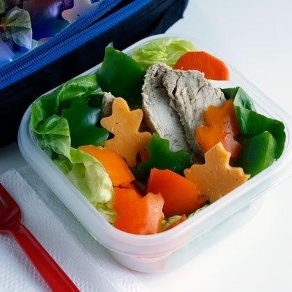Fall Foliage Salad