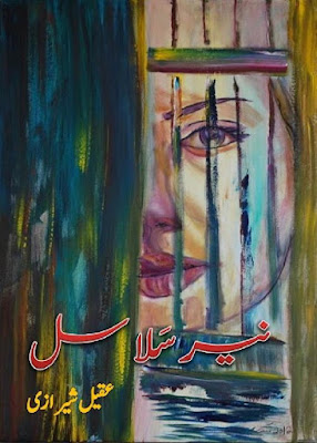 Free download Neer salasal novel by Aqeel Sherazi Episode 1 to 10 pdf