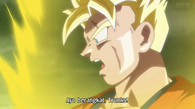 Dragon Ball Super Episode 52 Subtitle Indonesia