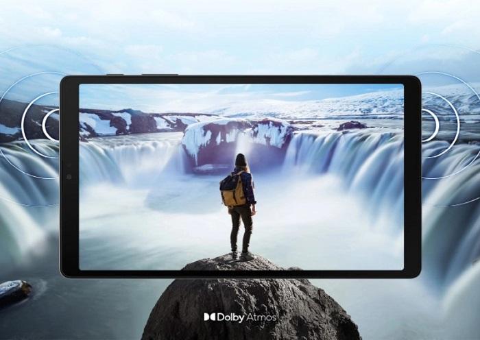 Dolby Atmos Sound System for Samsung Galaxy Tab A7 Lite