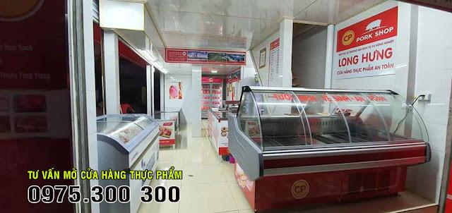 Tư vấn mở cửa hàng thực phẩm sạch