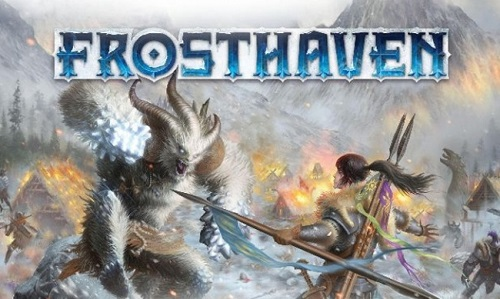 Board game Gloomhaven has a sequel: Frosthaven