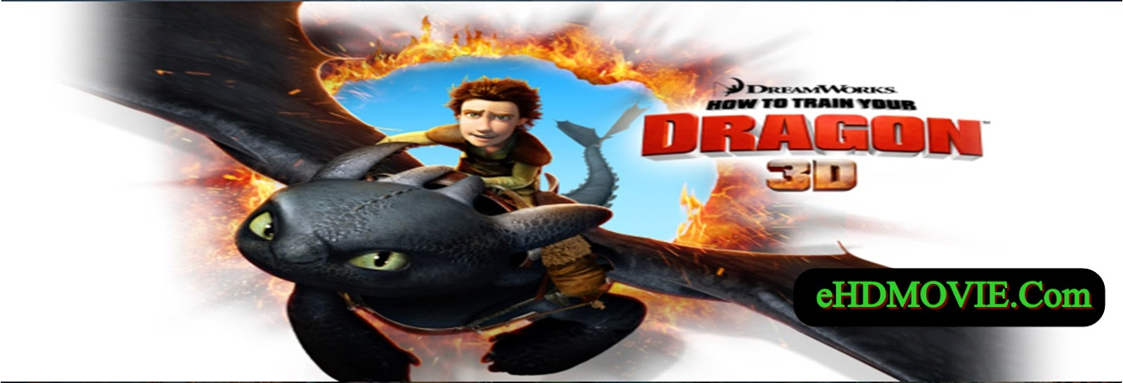 How To Train Your Dragon 2010 Full Movie Dual Audio [Hindi – English] 720p - HEVC - 480p ORG BRRip 300MB - 450MB - 750MB ESubs Free Download