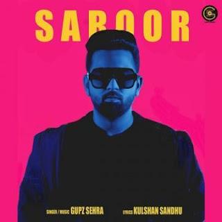 Saroor - Gupz Sehra