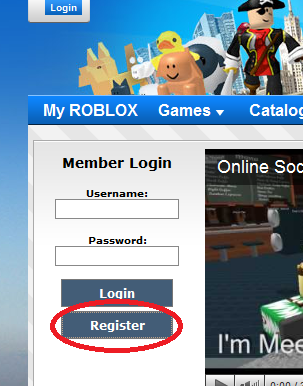 Making a ROBLOX Account | Calico Cats