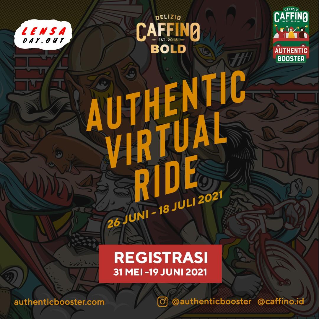 Caffino ☕� Authentic Virtual Race • 2021