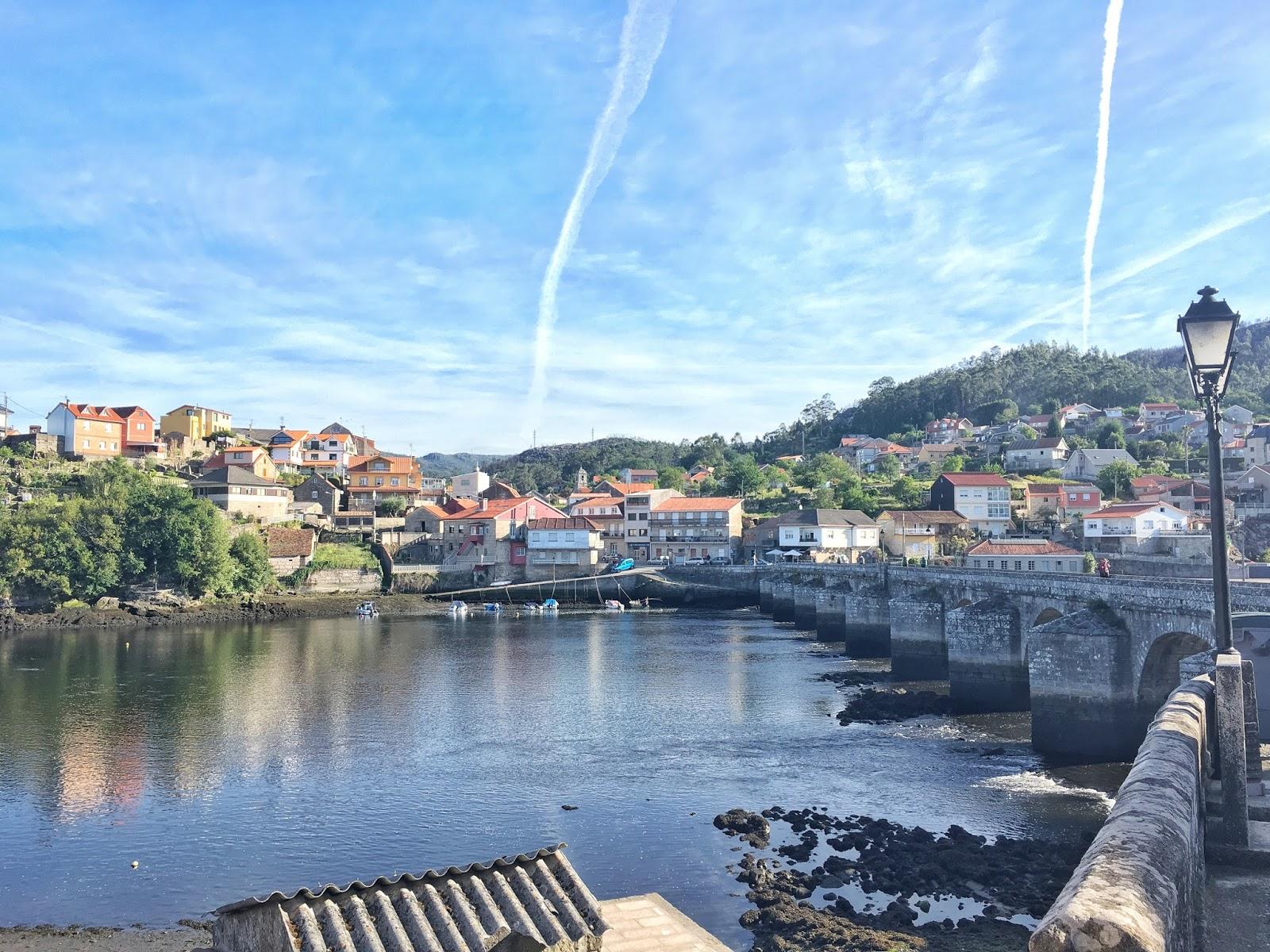 El Camino, Pontevedra, Španělsko