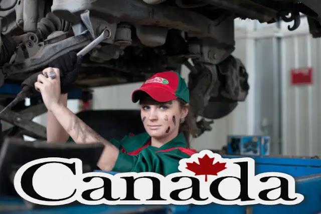 طرق العثور على وظائف في كندا