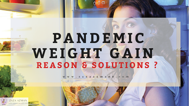 WEIGHT GAIN IN COVID-19 PANDEMIC