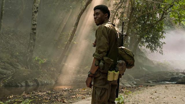 Chadwick Boseman Spike Lee | Da 5 Bloods Netflix
