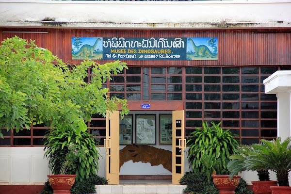 Museo de los dinosaurios de Savannakhet