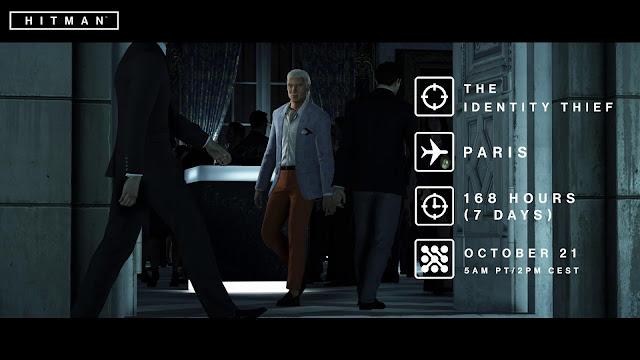 El Ladrón de Identidades ya disponible en Hitman para ser superado