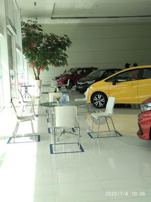 Honda Cikarang (PT. Prospect Motor)