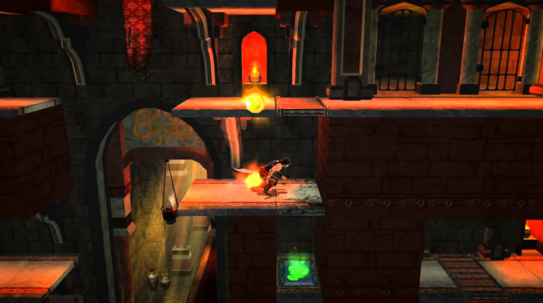 Prince of Persia Mod Apk Preview