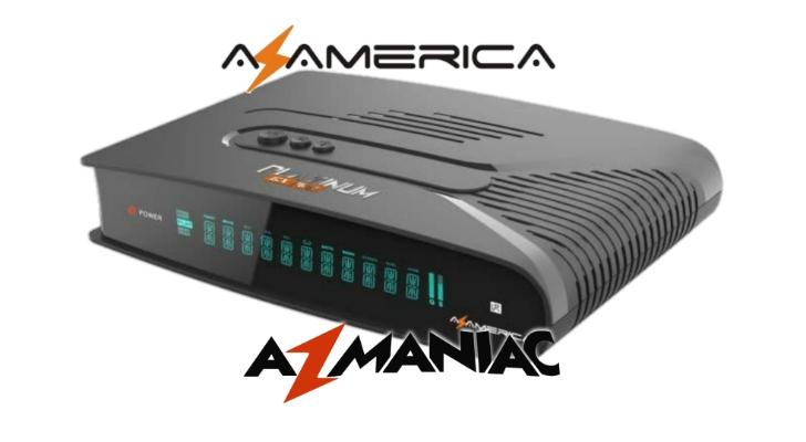 Azamérica Platinium GX Pro