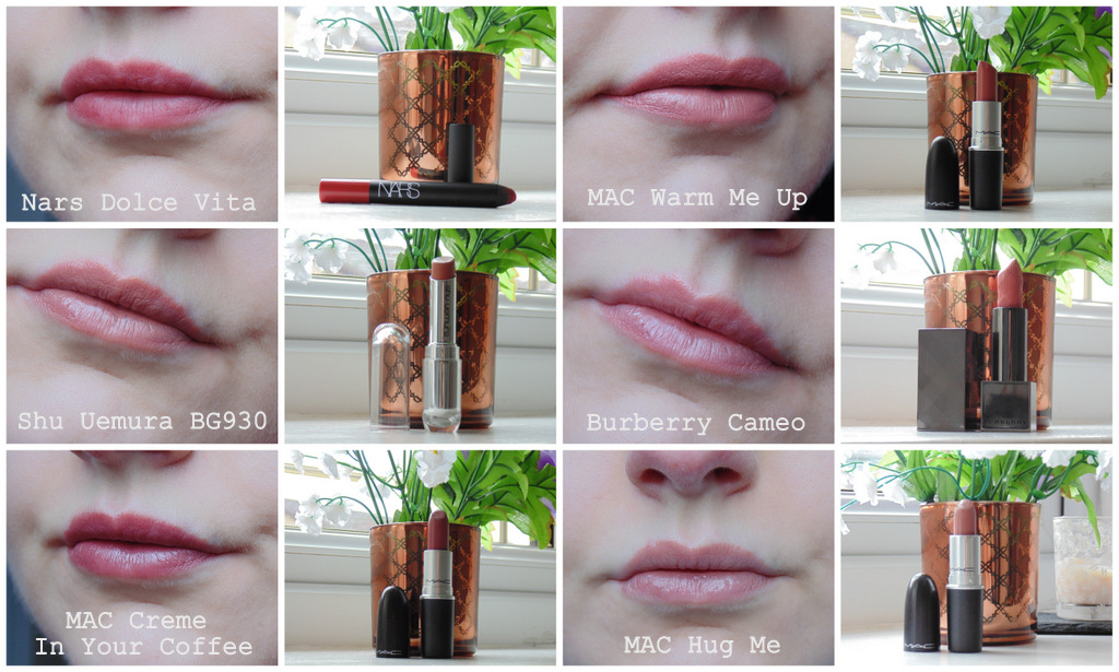 High End Lipstick Collection Swatches Of Beauty And