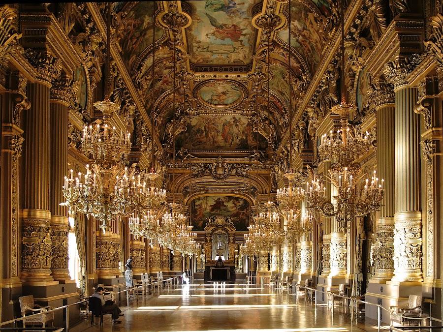 La Ópera de París, Francia