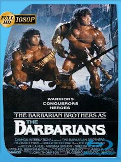 Los Barbaros (1987) HD [1080p] Latino [GoogleDrive] SilvestreHD
