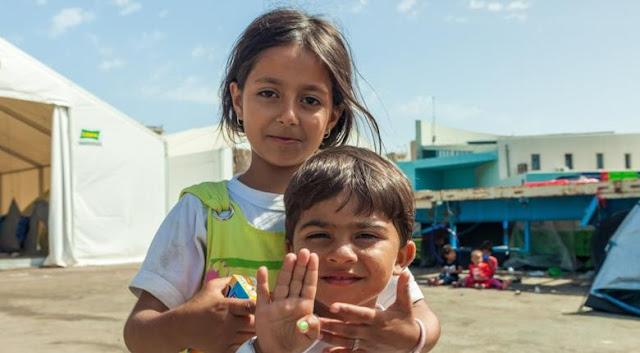 «Παιδιά μακριά από την πατρίδα» στο 6ο Δημοτικό Σχολείο Άργους
