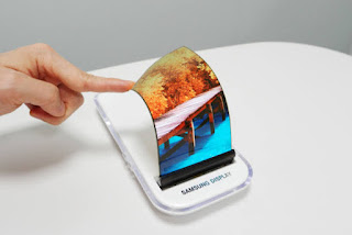 How Foldable Display work