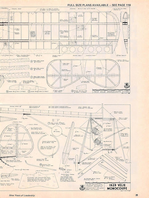 rcm velie monocoupe article and plan r c modeler plan and rh pulling gz blogspot com Schematic Circuit Diagram Residential Electrical Wiring Diagrams