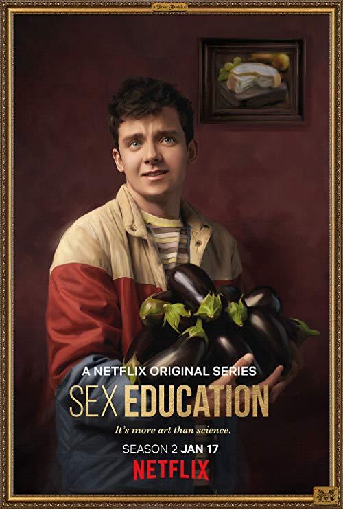 Sex Education S02 Complete English Hindi 480p