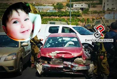 """Ibu dari Seorang Bayi Berusia 9 Bulan Dieksekusi oleh Pasukan """"Israel"""""""
