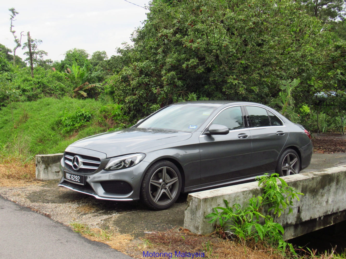 Motoring-Malaysia: Pictorial: The W205 Mercedes-Benz C-Class