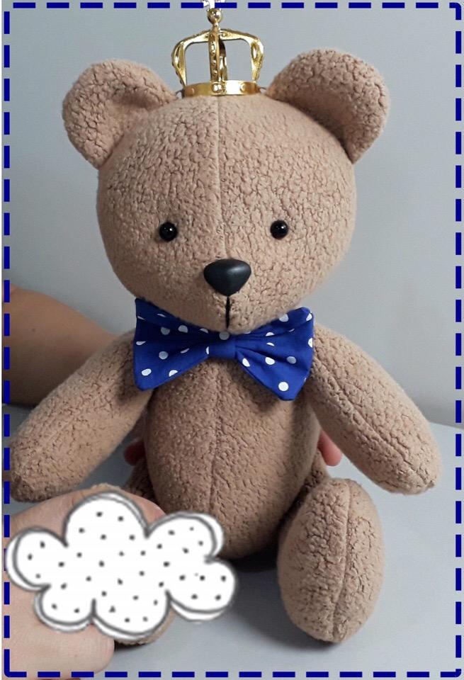 Urso Amigurumi   Elo7   960x655