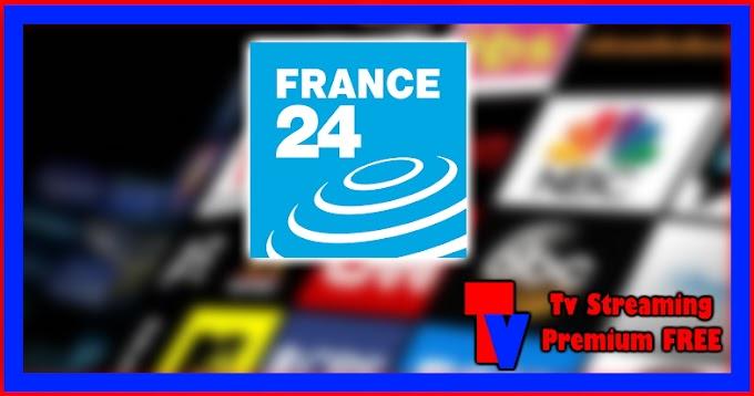 Live Streaming TV - France 24