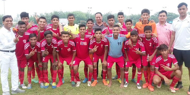 Haryana beat Delhi 6-2 on the basis of five players from Faridabad