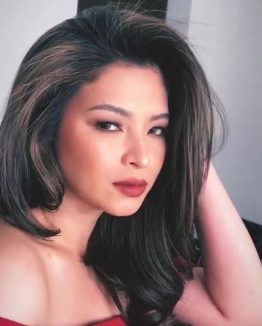 LOOK: Prinsipe Makata Posted A Photo Of Him And Angel Locsin