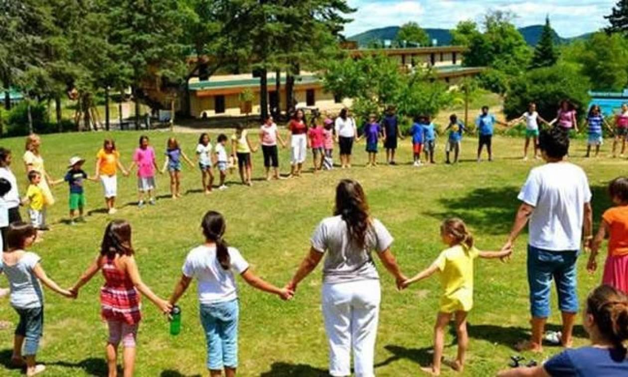 ΟΑΕΔ: Από σήμερα οι αιτήσεις για το πρόγραμμα παιδικών κατασκηνώσεων