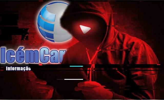 Canal do YouTube do site Icém Caraúbas com número expressivo de assinantes, é hackeado