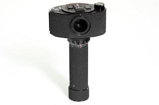 Rotacamera, fornisce immagini a 360° ruotando sul proprio asse durante la ripresa