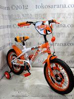 Sepeda Anak Erminio 16-2300 Super BMX 16 Inci
