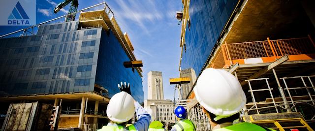 Delta nhà thầu thi công dự án Luxury Apartment