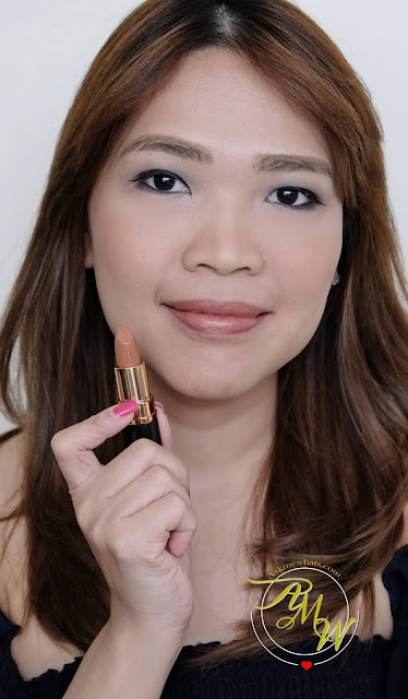 a photo of Jennifer Lopez Inglot Lipstick in Dolce Review by Nikki Tiu of www.askmewhats.com