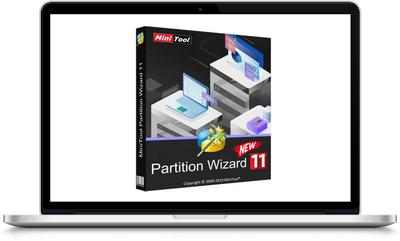 MiniTool Partition Wizard Technician 11.6 Full Version