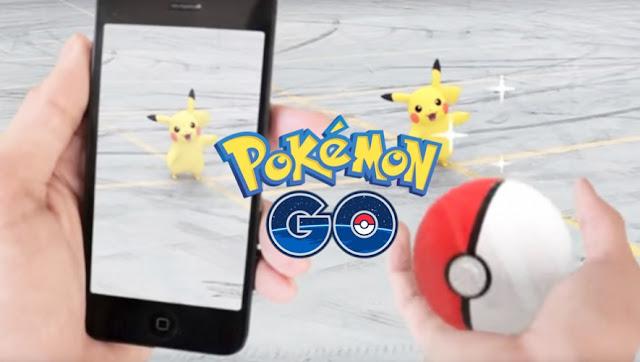 o que é Pokémon Go