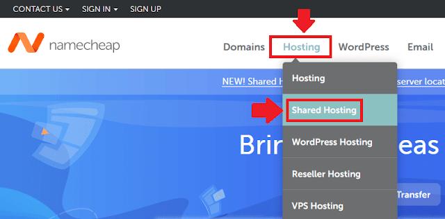 How To Buy Namecheap Domain & Web Hosting 1