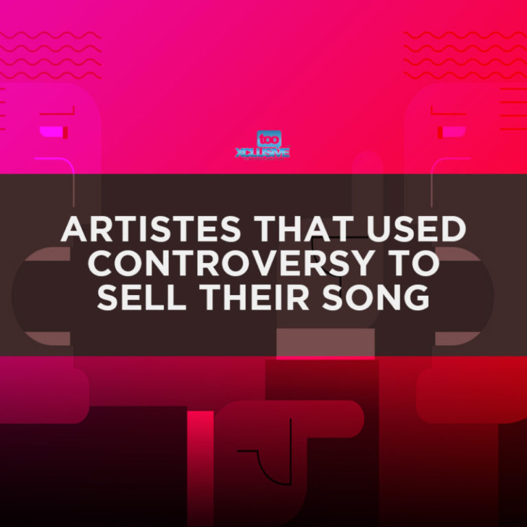 5 Nigerian Artists That Used Controversies To Sell Music #Arewapublisize