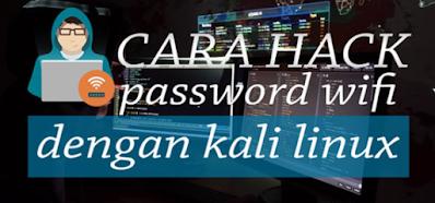 cara hack wifi menggunakan kali linux