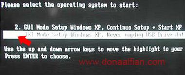 Cara Install Windows XP dengan Flashdisk
