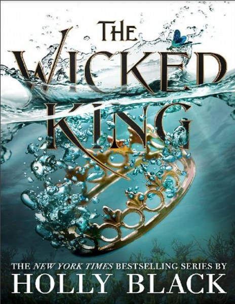 The Wicked King (The Folk of Air Book #2)  in pdf