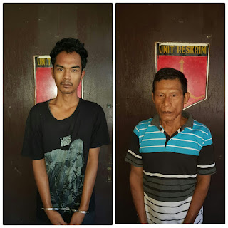 Terlibat Kasus Pencurian Motor, Sudirman Ditangkap Polisi